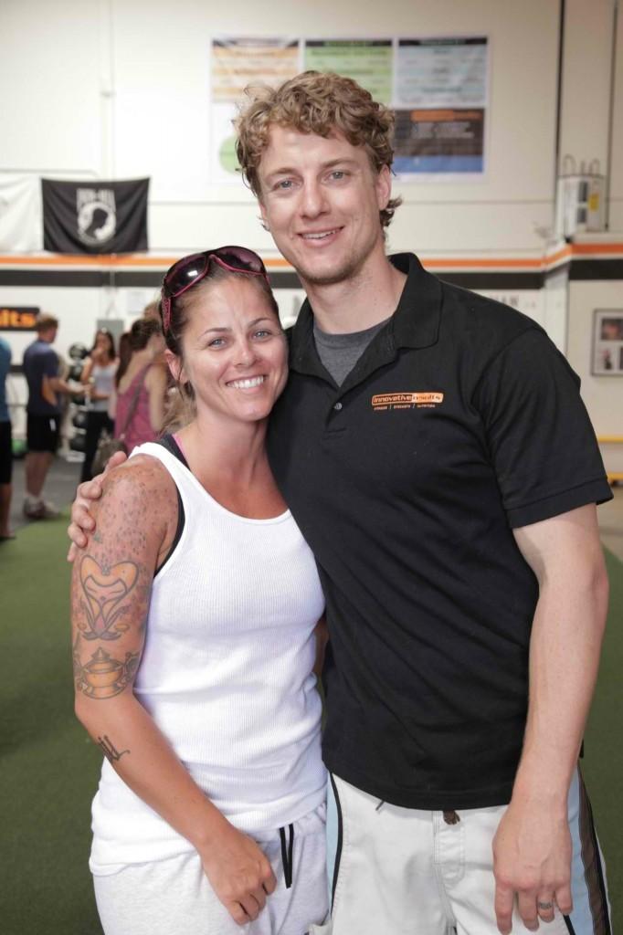 Anaheim personal trainer