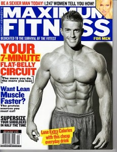 Innovative Results was featured in Maximum Fitness and countless other publications.