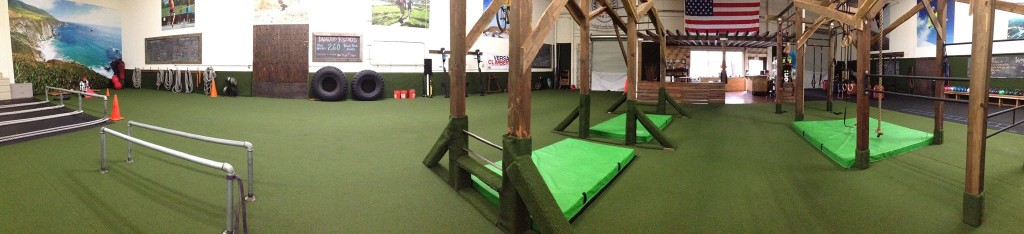 Orange County gym, The Orange County Fitness Playground, Fitness training, gym, panoramic of gym