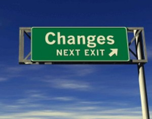 changes this exit