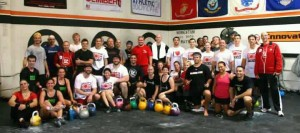 crowded gym - kettle group
