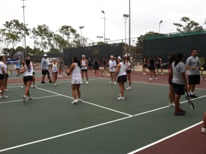 orange county tennis workout
