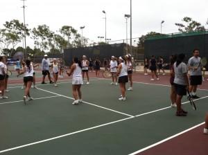 orange county tennis workout