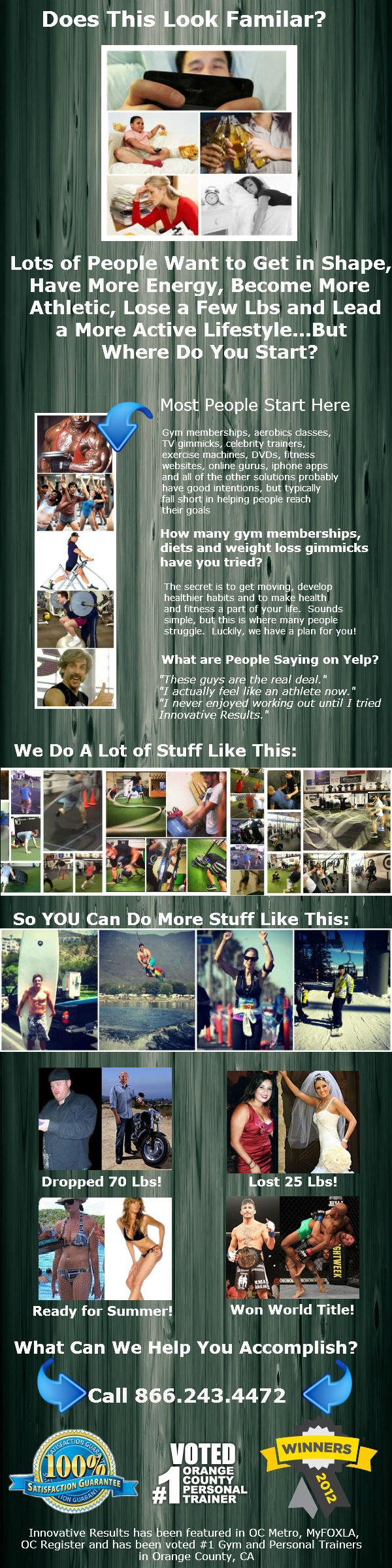 #1 fitness center in Orange County