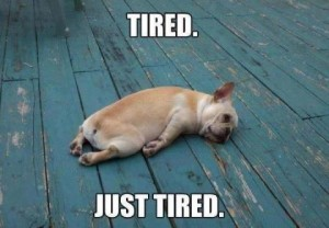 just-tired