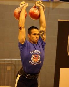 Guyett Lifting at the Kettlebell World Championships 2015 in Dublin, Ireland.