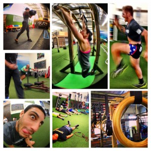 Fitness gym in Orange County