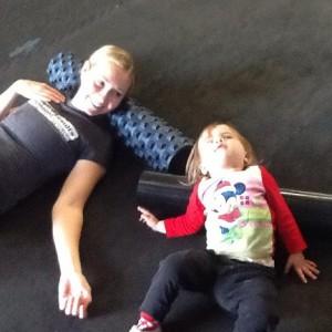 Keri & Hannah Foam Roll