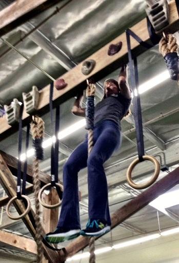 mariane rope climb