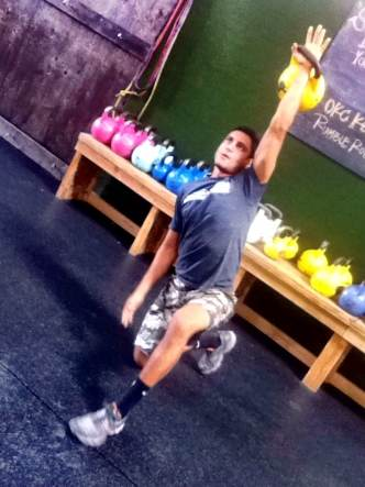 TGU how to kettlebell