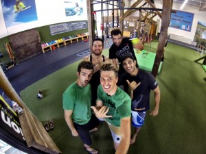RVCA MECB Crew, Innovative Results, Orange County Gym, Orange County Fitness Playground