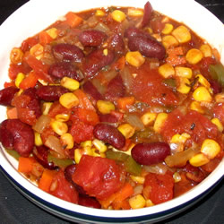 veggie chili