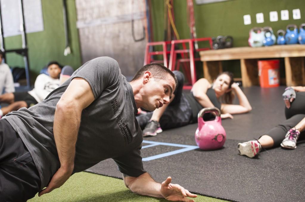 Aaron Guyett, Coaching, Strength, Get Strong, Stronger, Strength Gym, Gym, Fitness Gym, Build Strength