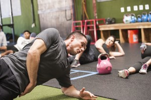 Costa Mesa Personal Trainer and Master Coach Aaron Guyett