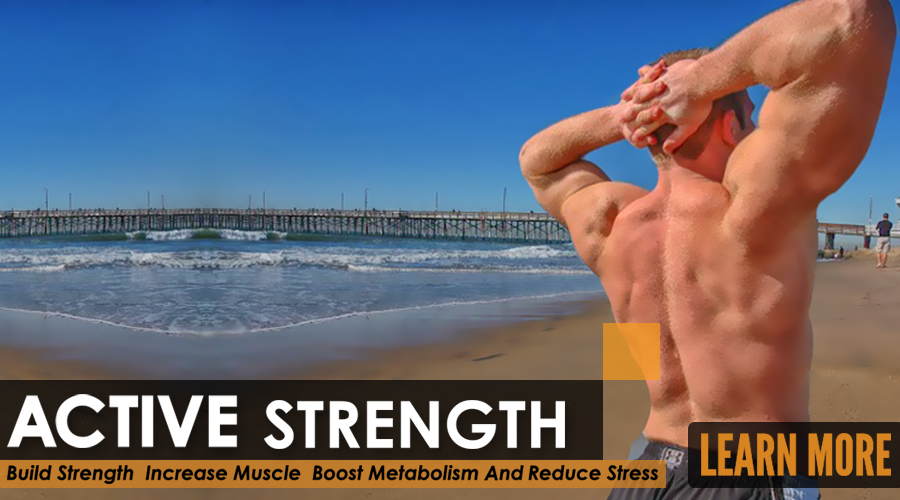Active Strength, Strength, Strong, Stronger, Get Stronger, Innovative Results Active Strength, Innovative Results