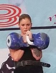 Madison Murphy Kettlebell