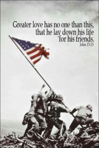 USMC Unite States Marine Corps Greater love has no one than this