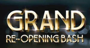 Grand Re-opening Bash, May 13th, 11am to 4pm